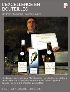 marc devand ses vins