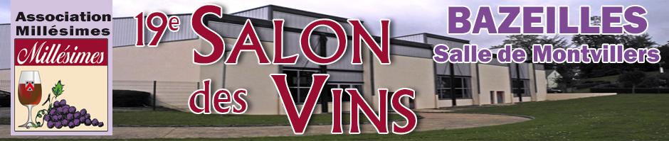 Passons aux salons bonum vinum for Calendrier salon des vins